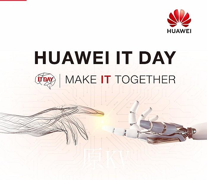 Huawei IT Day - Online